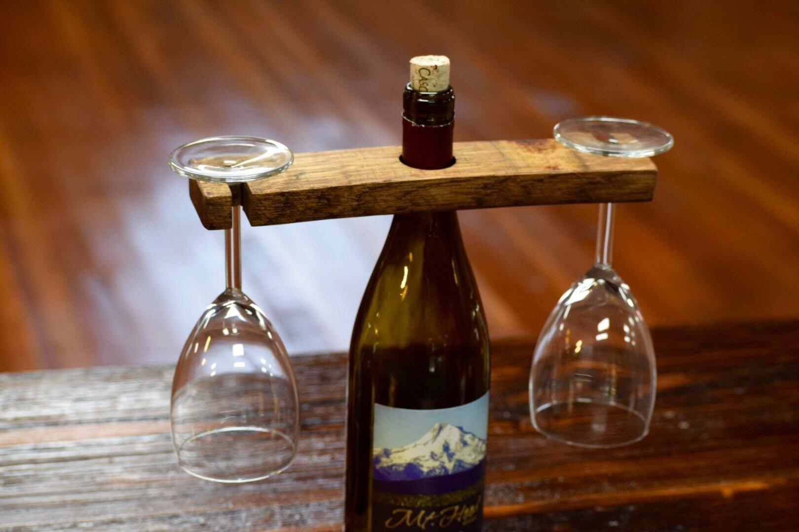 wine glasses bottle holder leoni montenegro. Black Bedroom Furniture Sets. Home Design Ideas